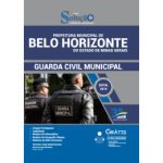 Apostila Guarda Municipal de Belo Horizonte MG 2019