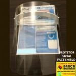 Máscara de Proteção Facial Profissional
