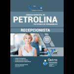 APOSTILA CÂMARA MUNICIPAL DE PETROLINA -PE - 2019 - RECEPCIONISTA