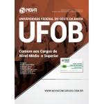Apostila UFOB - Universidade Federal do Oeste da Bahia - Comum aos Cargos de Nível Médio e Superior