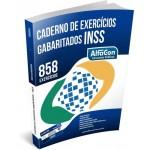 Caderno de Exercícios Gabaritados - INSS