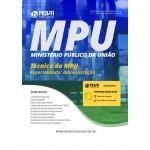 Apostila MPU 2018 - Técnico do MPU -  Especialidade: Administração