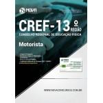 Apostila CREF-13º Região 2018 - Motorista