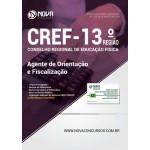Apostila CREF-13º Região 2018 - Agente de Orientação e Fiscalização