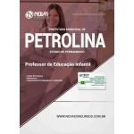 Prefeitura Municipal de Petrolina - Professor Educação Infantil