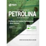 Prefeitura Municipal de Petrolina - Professor do Ensino Fundamental - Anos Iniciais