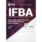 Apostila IFBA 2018 - Cursos da Educação Profissional - Técnica de Nível Médio na Forma Integrada
