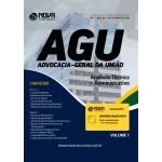 Apostila AGU 2018 - Analista Técnico-Administrativo