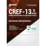 Apostila CREF-13º Região 2018 - Assistente Administrativo