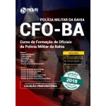 CFO - BA 2018 - Curso de Formação de Oficiais da PM da Bahia - Preparatória