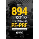 Livro de Questões Comentadas PF/PRF 2018