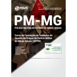 Apostila Soldado PM-MG 2018 - Curso de Formação de Soldados