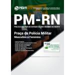 Apostila PM-RN 2018 - Praça da Polícia Militar - Masculino e Feminino