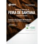 Apostila Prefeitura de Feira de Santana - BA 2018 - Comum aos Cargos de Professor