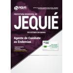 Apostila Prefeitura de Jequié - BA 2018 - Agente de Combate as Endemias