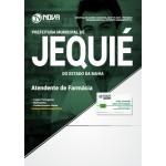 Apostila Prefeitura de Jequié - BA 2018 - Atendente Farmácia