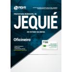Apostila Prefeitura de Jequié - BA 2018 - Oficineiro