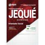Apostila Prefeitura de Jequié - BA 2018 - Orientador Social