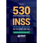 Livro de Questões Comentadas INSS 2018 - Técnico e Analista do Seguro Social