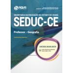 Apostila SEDUC-CE 2018 - Professor - Nível A - Especialidade: Geografia