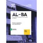 Apostila ALBA - Assembleia Legislativa da Bahia - Técnico Legislativo - Administrativa