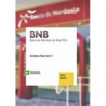 Apostila Banco do Nordeste do Brasil BNB - Analista Bancário 1