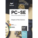 Apostila PC-SE - Delegado de Polícia Substituto