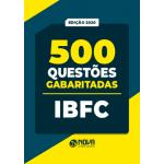 500 Questões IBFC - Gabaritadas