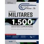 Livro Passe Já - 1.500 questões - Carreiras Militares