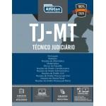 Técnico Judiciário - Tribunal de Justiça do Mato Grosso - TJ-MT