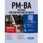 Polícia Militar do Estado da Bahia - PM BA - Soldado