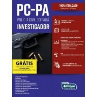 Investigador da Polícia Civil do Estado do Pará – PC PA