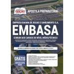 Apostila EMBASA 2021 - Comum aos Cargos de Nível Médio e Técnico