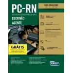 Agente e Escrivão da Polícia Civil do Rio Grande do Norte - PC- RN