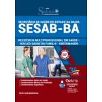 Apostila SESAB-BA 2021 - Residência Multiprofissional em Saúde - Núcleo Saúde da Família (Enfermagem)