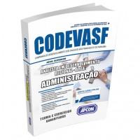 Apostila CODEVASF 2020 - Analista em Desenvolvimento Regional - Área: Administração