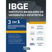 IBGE 3 em 1 - 2020