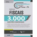 Livro Passe Já - 3.000 questões - Carreiras Fiscais