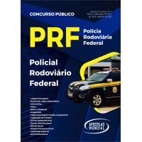 Apostila PRF 2021 - Policial Rodoviário Federal 2021