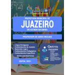 Apostila Prefeitura de Juazeiro - BA 2021 - Professor de Anos Iniciais