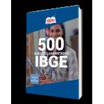 500 Questões IBGE (Banca Cespe/Cebraspe) - Gabaritadas