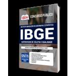 Apostila IBGE 2021 - Supervisor de Coleta e Qualidade