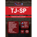 Apostila TJ-SP 2021 Escrevente Técnico Judiciário