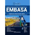 Apostila EMBASA 2021 - Comum aos Cargos de Nível Médio
