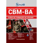 Apostila CFO CBM-BA 2021 - Curso de Formação de Oficiais Bombeiro