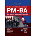 Apostila PM-BA 2021 - CFS - Curso de Formação de Sargentos