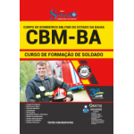 Apostila CBM-BA 2021 - Curso de Formação de Soldado Bombeiro
