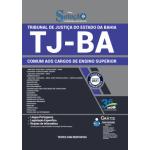 Apostila TJ - BA 2021 - Comum aos Cargos de Ensino Superior