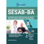 Apostila SESAB-BA 2021 - Residência Multiprofissional em Saúde - Núcleo Terapia Intensiva (Enfermagem)