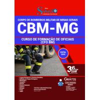 Apostila CBM-MG 2020 - Curso de Formação de Oficiais (CFO BM)